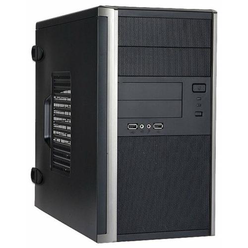 Компьютерный корпус IN WIN EMR035 450W Black/silver