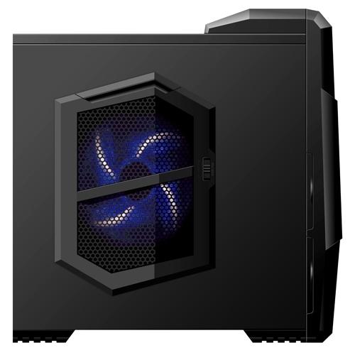 Компьютерный корпус GameMax M901 Black/blue