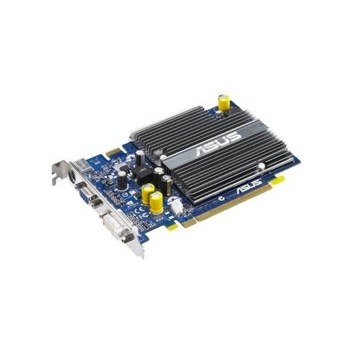 Видеокарта ASUS GeForce 7600 GS 400Mhz PCI-E 512Mb 540Mhz 128 bit DVI TV YPrPb