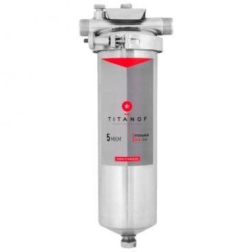 Фильтр магистральный TITANOF УПФ-1000 для холодной и горячей воды