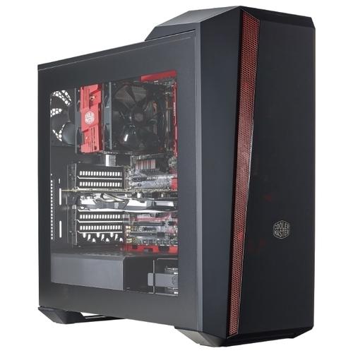 Компьютерный корпус Cooler Master MasterBox 5t (MCX-B5S3T-RWNN) w/o PSU Black