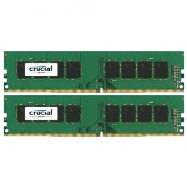 Оперативная память 4 ГБ 2 шт. Crucial CT2K4G4DFS824A