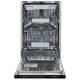 Посудомоечная машина Zigmund & Shtain DW169.4509X