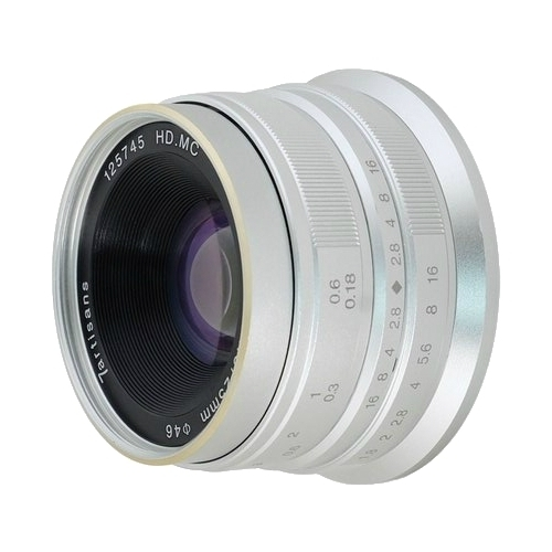 Объектив 7artisans 25mm f/1.8 Canon M