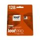 Карта памяти Leef PRO microSDXC Class 10 UHS-I U1 128GB + SD adapter