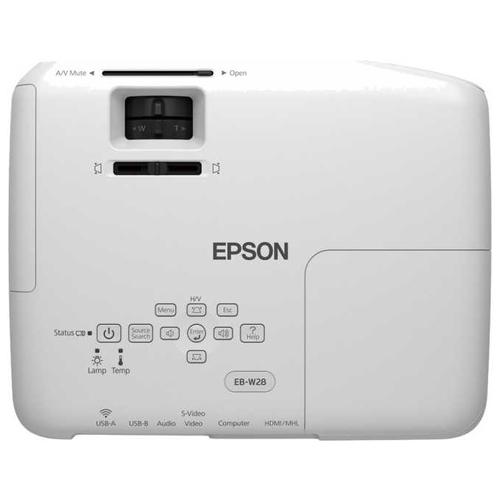 Проектор Epson EB-W28