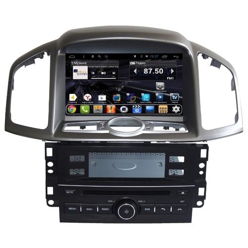 Автомагнитола Daystar DS-7066HD Chevrolet Captiva ANDROID