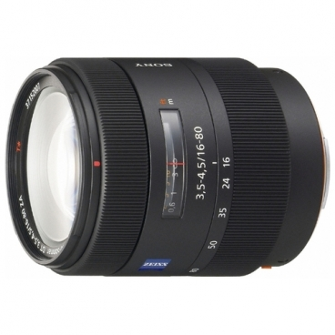 Объектив Sony Carl Zeiss Vario-Sonnar T*16-80mm f/3.5-4.5 ZA DT (SAL-1680Z)