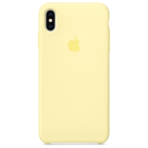 Чехол Apple силиконовый для Apple iPhone XS Max