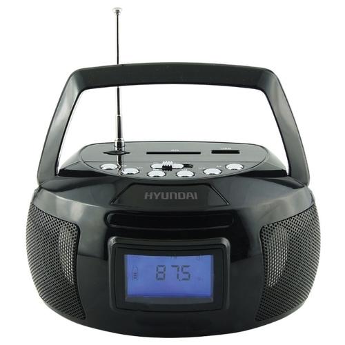 Магнитола Hyundai H-PAS140/H-PAS160