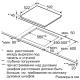 Варочная панель Bosch PKN651FP1E