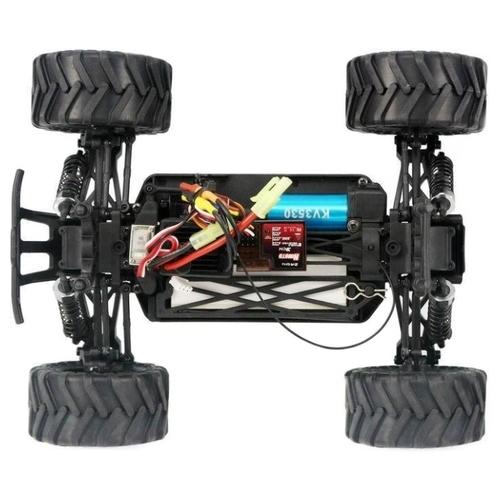 Монстр-трак Himoto Crasher (E18MCL) 1:18 24 см