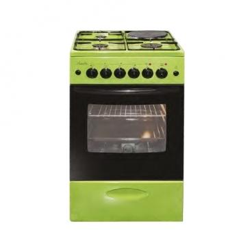 Плита Лысьва ЭГ 1/3г01 МС зеленый