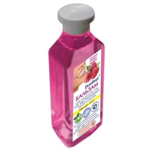 Donfeel бальзам Для чувствительных зубов и десен с ароматом малины