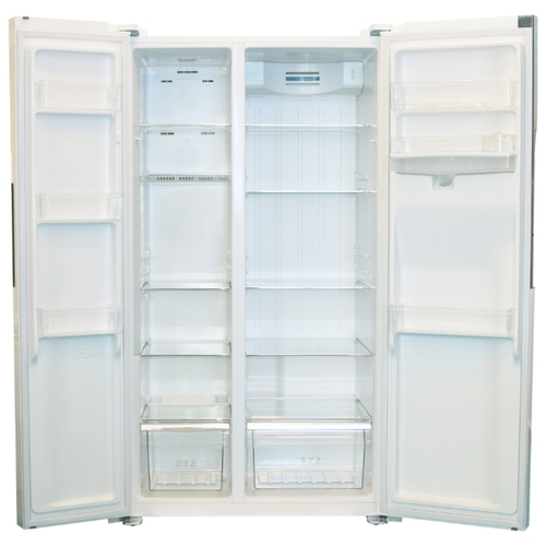 Холодильник WILLMARK SBS-530WD