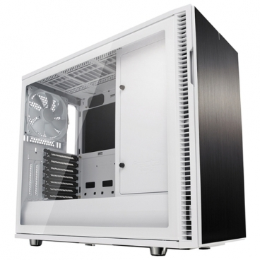 Компьютерный корпус Fractal Design Define R6 USB-C TG White