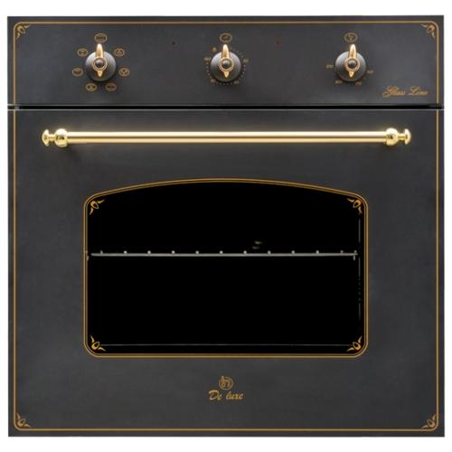 Электрический духовой шкаф Electronicsdeluxe 6006.03эшв-061