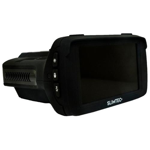 Видеорегистратор с радар-детектором Slimtec Hybrid X Signature, GPS, ГЛОНАСС