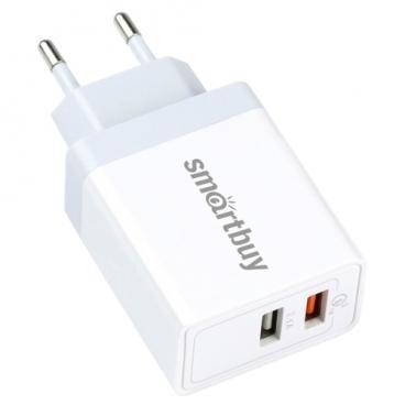 Сетевая зарядка SmartBuy Flash SBP-2022