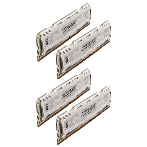Оперативная память 8 ГБ 4 шт. Ballistix BLS4K8G4D30AESCK