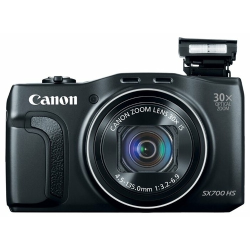Фотоаппарат Canon PowerShot SX700 HS