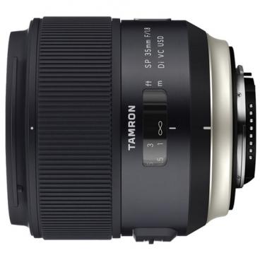 Объектив Tamron SP AF 35mm f/1.8 Di VC USD (F012) Canon EF