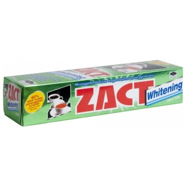 Зубная паста Lion Zact Whitening