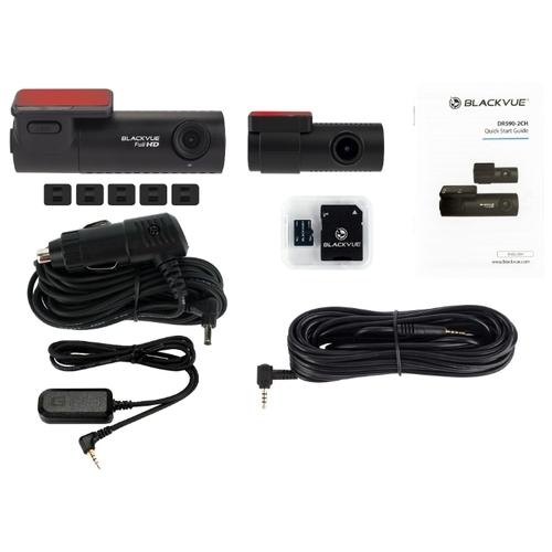 Видеорегистратор BlackVue DR590-2CH GPS, 2 камеры, GPS