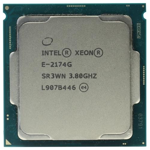 Процессор Intel Xeon E-2174G