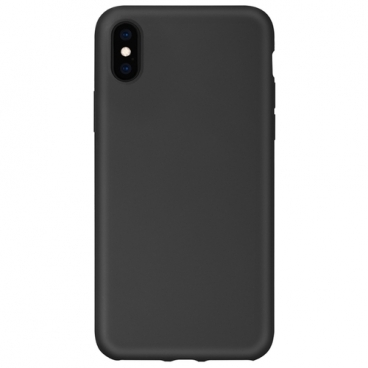 Чехол Hardiz Liquid Silicone Case для Apple iPhone Xs Max
