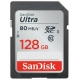 Карта памяти SanDisk Ultra SDXC Class 10 UHS-I 80MB/s 128GB