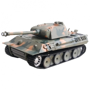Танк Heng Long Panther (3819-1) 1:16 52 см
