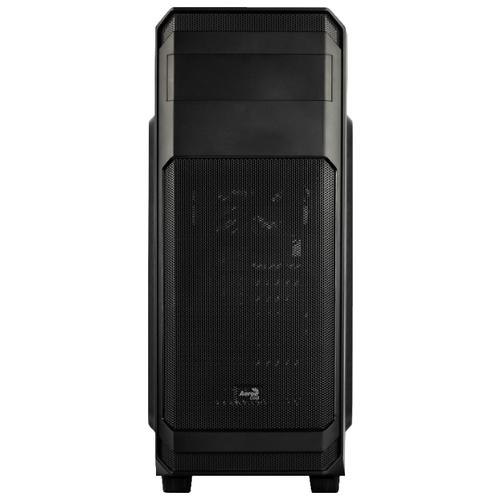 Компьютерный корпус AeroCool Aero-300 FAW Black Edition