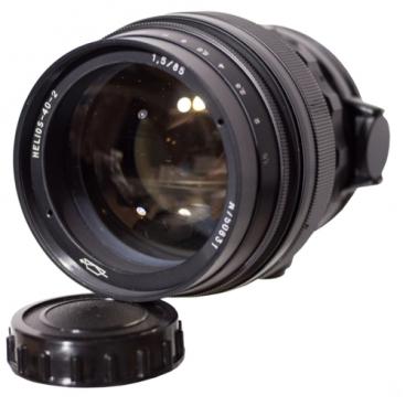 Объектив Зенит Гелиос 40-2Н 85mm f/1.5