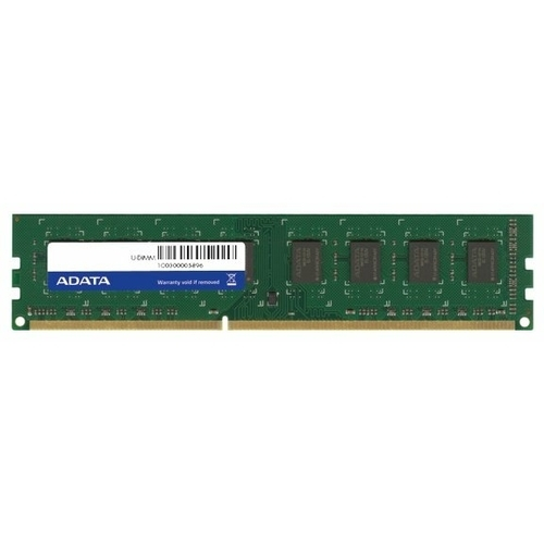 Оперативная память 2 ГБ 1 шт. ADATA DDR3 1600 DIMM 2Gb