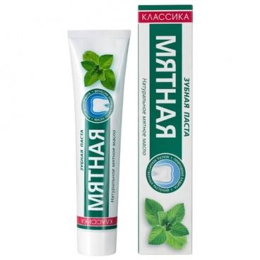 Зубная паста Modum Классика Мятная