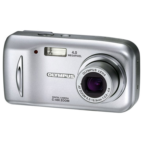 Фотоаппарат Olympus Camedia C-480 Zoom