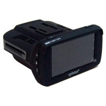 Видеорегистратор с радар-детектором Eplutus GR-92Р, GPS