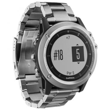 Часы Garmin Fenix 3 HR with Titanium Strap