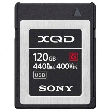 Карта памяти Sony QDG120F