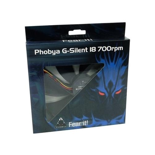 Система охлаждения для корпуса Phobya G-Silent 18 Slim