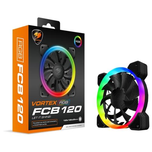Система охлаждения для корпуса COUGAR VORTEX RGB FCB 120