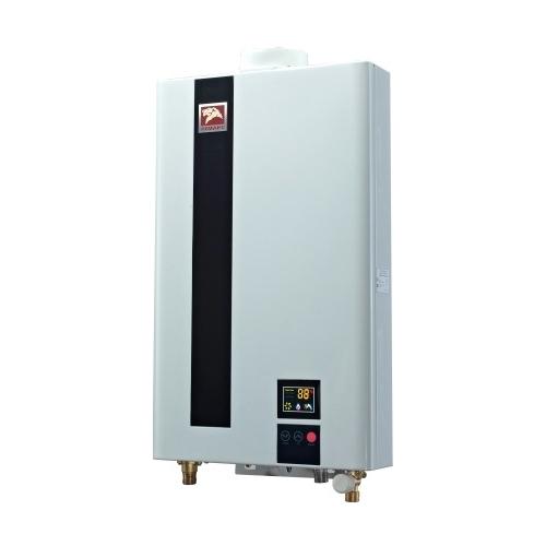 Проточный газовый водонагреватель Лемакс Турбо-24