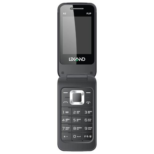 Телефон LEXAND A2 Flip