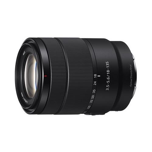 Объектив Sony E 18-135mm F3.5-5.6 OSS (SEL18135)