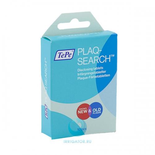 Таблетки для индикации зубного налета TePe