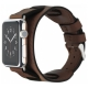 Cozistyle Wide Leather Band for Apple Watch 42/44mm