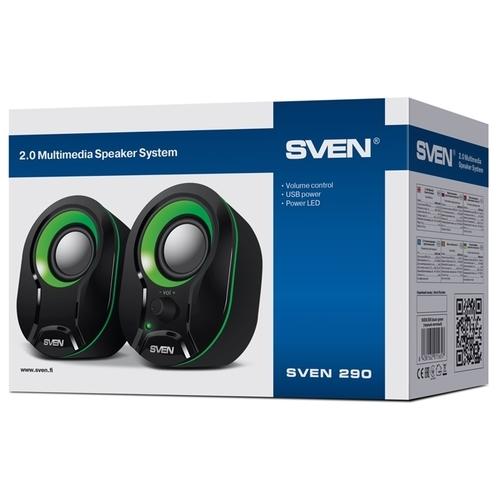 Компьютерная акустика SVEN 290
