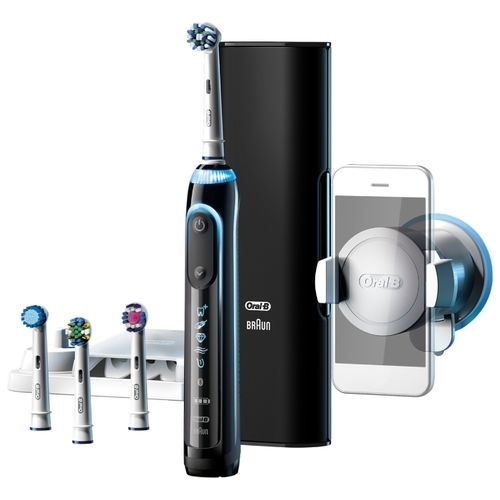 Электрическая зубная щетка Oral-B Genius 9000