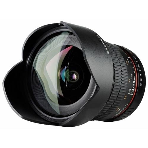 Объектив Samyang 10mm f/2.8 ED AS NCS CS Samsung NX